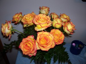 5th Anniversary Flowers